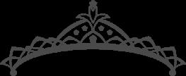 ロゴの上部